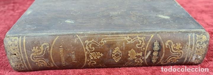 Libros antiguos: ASTRONOMIA FISICA, NOCIONES. JOSE REGUERO. IMP. SEMANARIO E ILUSTRACION. 1850. - Foto 6 - 224951160