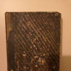 Livros antigos: LIBRO 1869 - NOCIONES DE GEOGRAFÍA DESCRIPTIVA. Lote 225078305