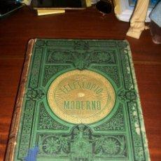Libros antiguos: EL TELESCOPIO MODERNO-AUGUSTO T.ARCIMIS- TOMO I- AÑO 1878. Lote 225873317