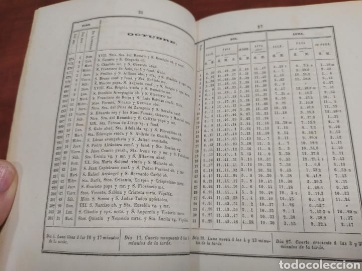 Libros antiguos: Real Observatorio de Madrid 1865. - Foto 4 - 231382370