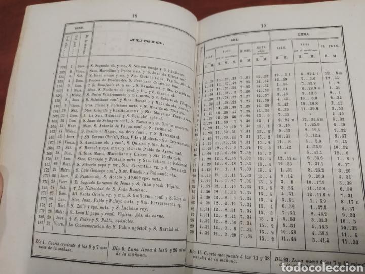 Libros antiguos: Real Observatorio de Madrid 1865. - Foto 5 - 231382370