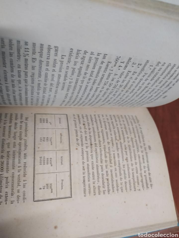 Libros antiguos: Real Observatorio de Madrid 1865. - Foto 8 - 231382370