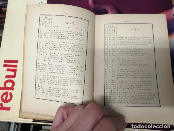 Libros antiguos: ANUARIO DEL OBSERVATORIO DE MADRID PARA 1908 . IMPRENTA DE BAILLY. 1907. PLANETAS, FENÓMENOS SOLARES - Foto 4 - 234411120