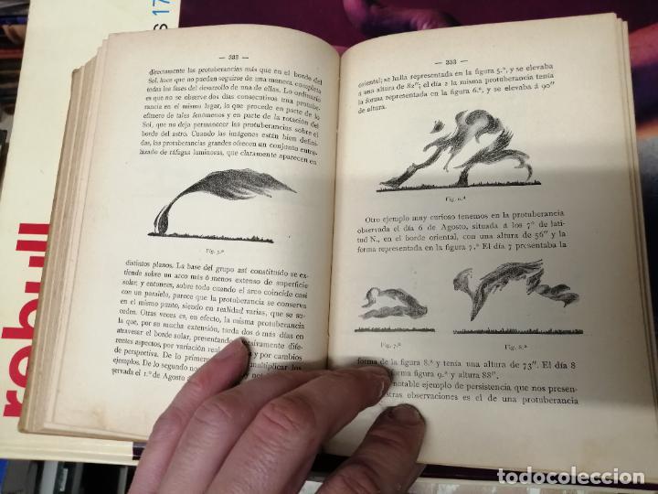 Libros antiguos: ANUARIO DEL OBSERVATORIO DE MADRID PARA 1908 . IMPRENTA DE BAILLY. 1907. PLANETAS, FENÓMENOS SOLARES - Foto 13 - 234411120