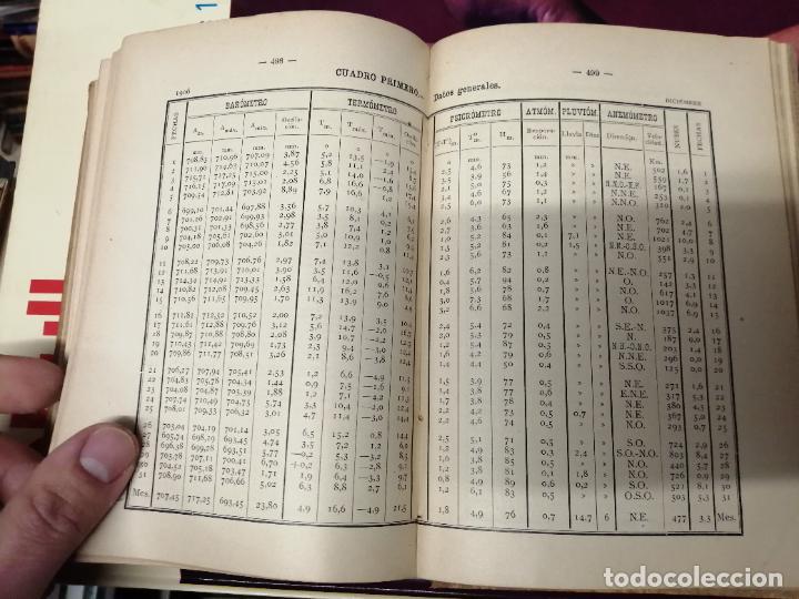 Libros antiguos: ANUARIO DEL OBSERVATORIO DE MADRID PARA 1908 . IMPRENTA DE BAILLY. 1907. PLANETAS, FENÓMENOS SOLARES - Foto 20 - 234411120