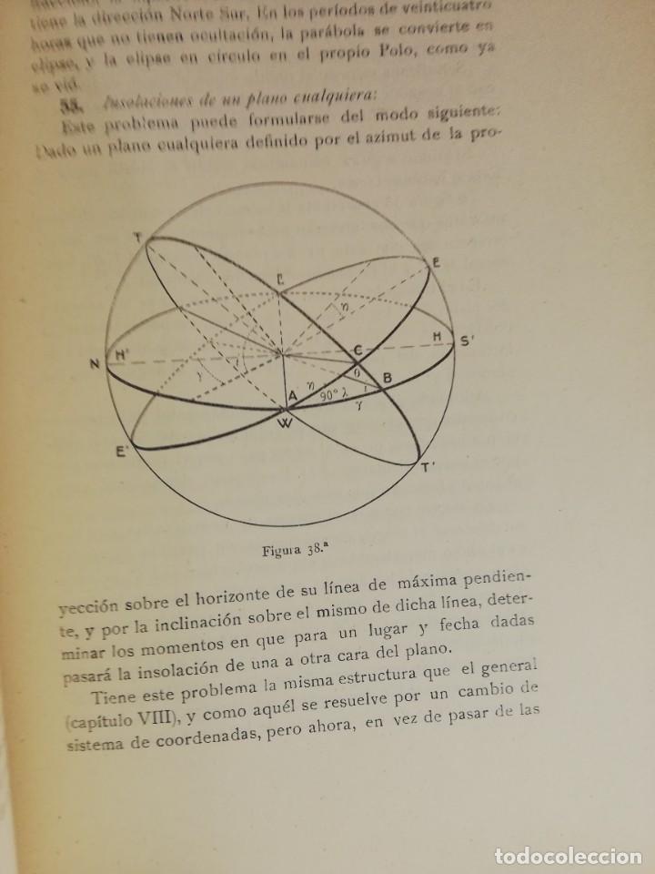 Libros antiguos: PROBLEMAS ELEMENTALES DE COSMOGRAFIA.. 1929 ENRIQUE ALCARAZ. IMPRENTA DE LA CIUDAD LINEAL - Foto 2 - 240134085