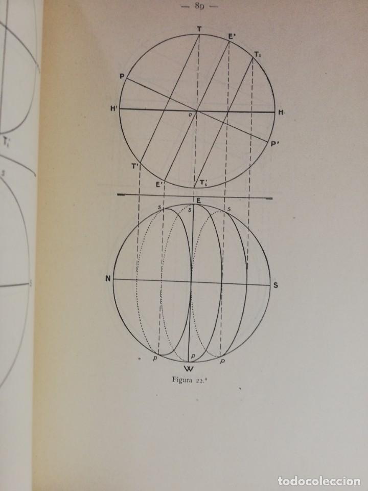 Libros antiguos: PROBLEMAS ELEMENTALES DE COSMOGRAFIA.. 1929 ENRIQUE ALCARAZ. IMPRENTA DE LA CIUDAD LINEAL - Foto 3 - 240134085