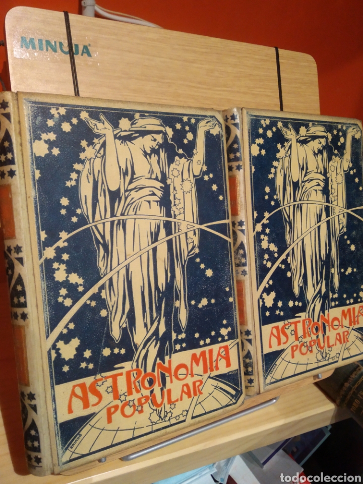 ASTRONOMÍA POPULAR. 1901. AUGUSTO T. ARCIMIS. MONTANER Y SIMON. CON MAPA (Libros Antiguos, Raros y Curiosos - Ciencias, Manuales y Oficios - Astronomía)