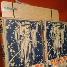 Libros antiguos: ASTRONOMÍA POPULAR. 1901. AUGUSTO T. ARCIMIS. MONTANER Y SIMON. Lote 245968550