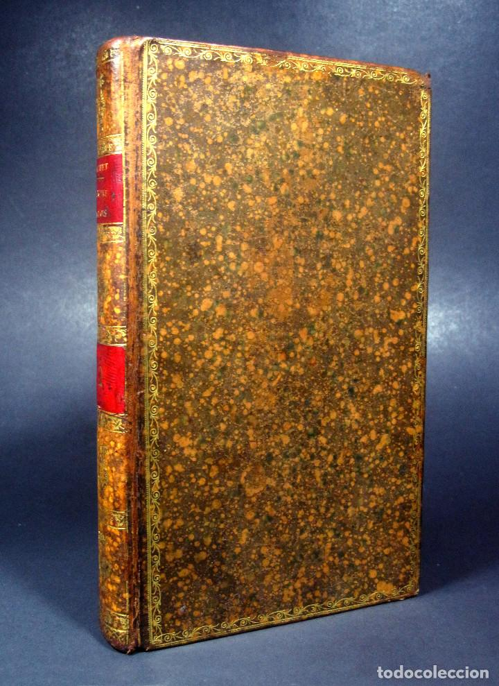 Libros antiguos: Año 1809 Astronomía Egipto 21 en el mundo Artes y Ciencias de la Antigüedad Arquitectura - Foto 3 - 246597525