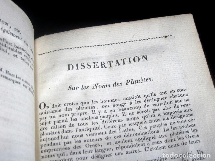 Libros antiguos: Año 1809 Astronomía Egipto 21 en el mundo Artes y Ciencias de la Antigüedad Arquitectura - Foto 12 - 246597525