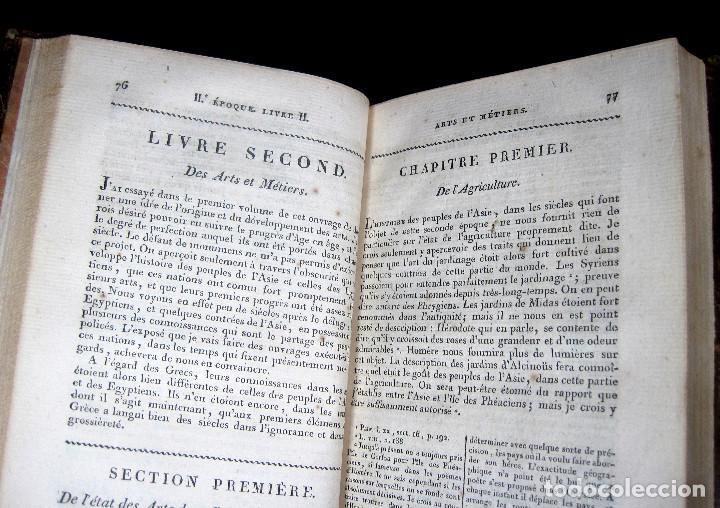 Libros antiguos: Año 1809 Astronomía Egipto 21 en el mundo Artes y Ciencias de la Antigüedad Arquitectura - Foto 16 - 246597525