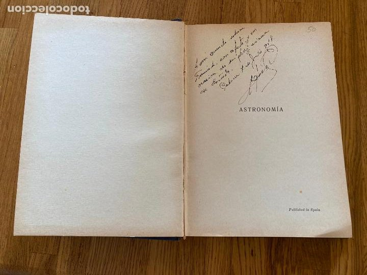 Libros antiguos: ASTRONOMIA - JOSE COMAS SOLA - EDITORIAL RAMON SOPENA - 1935 - ILUSTRADO - Foto 2 - 254486335