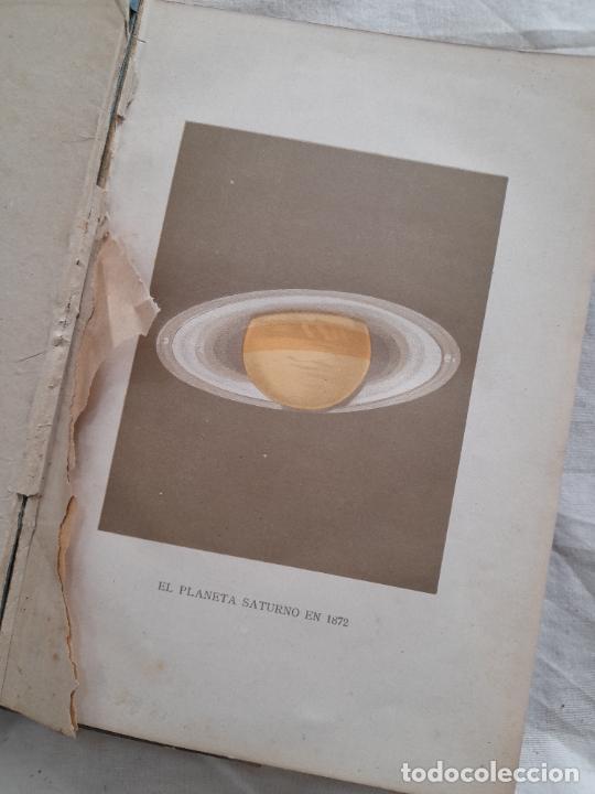 Libros antiguos: LA HISTORIA DE LOS CIELOS, ROBERTO STAWELL BALL. Ramon Molinas, principios siglo XX - Foto 3 - 254614650