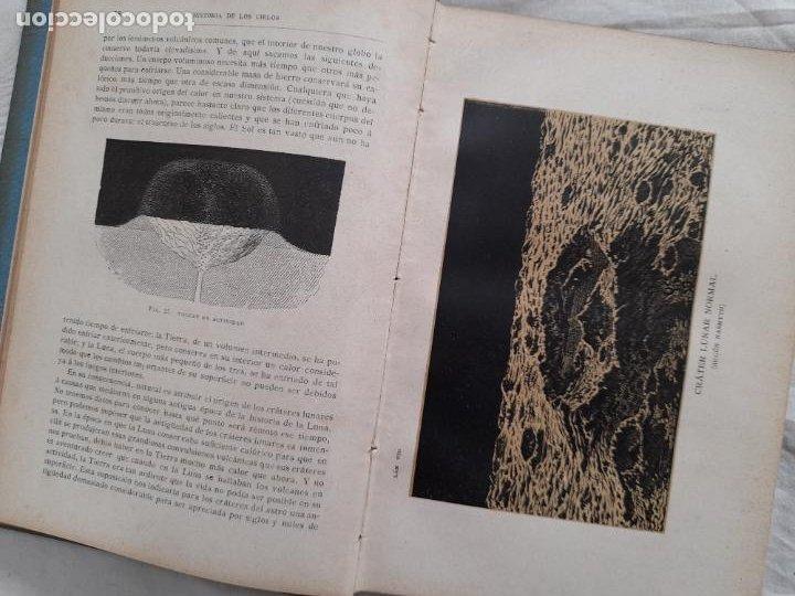Libros antiguos: LA HISTORIA DE LOS CIELOS, ROBERTO STAWELL BALL. Ramon Molinas, principios siglo XX - Foto 5 - 254614650