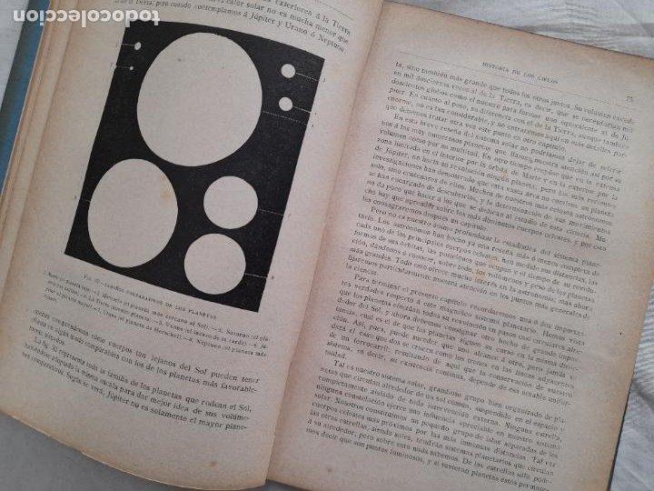 Libros antiguos: LA HISTORIA DE LOS CIELOS, ROBERTO STAWELL BALL. Ramon Molinas, principios siglo XX - Foto 6 - 254614650