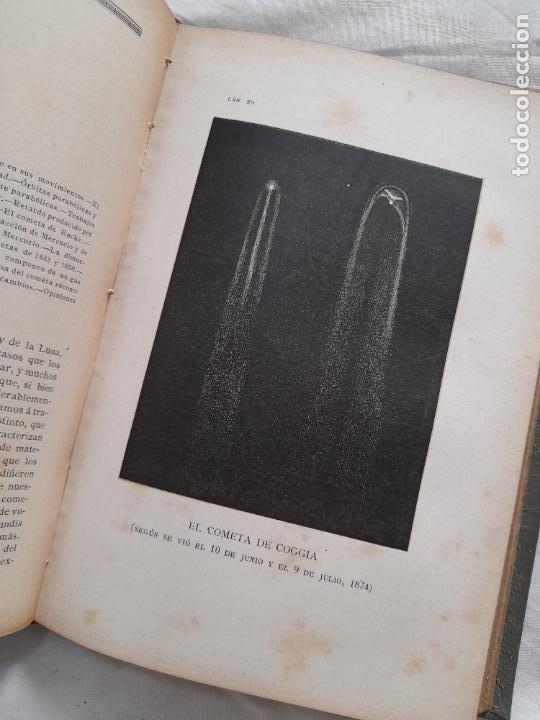 Libros antiguos: LA HISTORIA DE LOS CIELOS, ROBERTO STAWELL BALL. Ramon Molinas, principios siglo XX - Foto 7 - 254614650