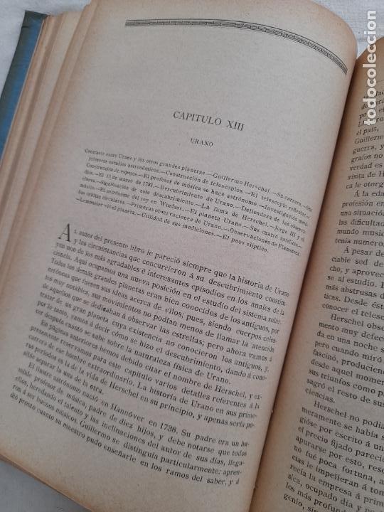 Libros antiguos: LA HISTORIA DE LOS CIELOS, ROBERTO STAWELL BALL. Ramon Molinas, principios siglo XX - Foto 8 - 254614650