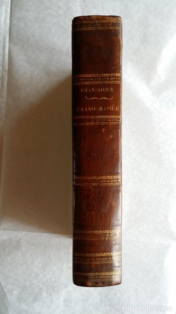 FRANCOEUR TRATADO DE ASTRONOMÍA-URANOGRAFÍA, 1821 (Libros Antiguos, Raros y Curiosos - Ciencias, Manuales y Oficios - Astronomía)