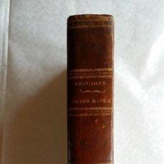 Libros antiguos: FRANCOEUR TRATADO DE ASTRONOMÍA-URANOGRAFÍA, 1821. Lote 254774175