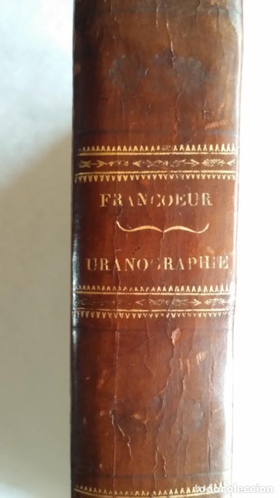 Libros antiguos: FRANCOEUR Tratado de Astronomía-Uranografía, 1821 - Foto 3 - 254774175