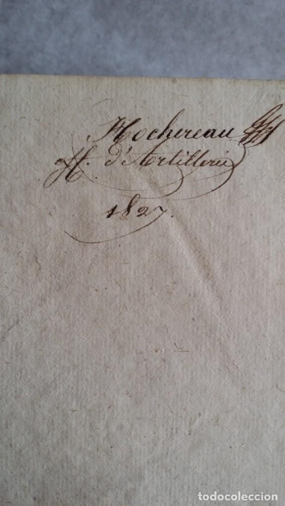 Libros antiguos: FRANCOEUR Tratado de Astronomía-Uranografía, 1821 - Foto 4 - 254774175