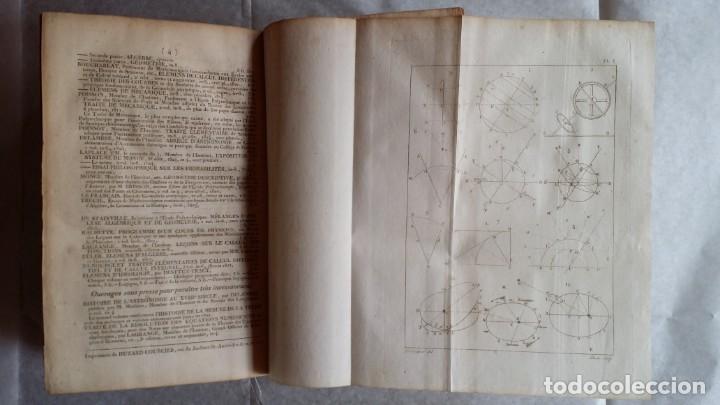 Libros antiguos: FRANCOEUR Tratado de Astronomía-Uranografía, 1821 - Foto 6 - 254774175
