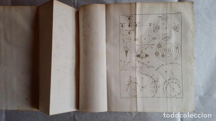 Libros antiguos: FRANCOEUR Tratado de Astronomía-Uranografía, 1821 - Foto 8 - 254774175