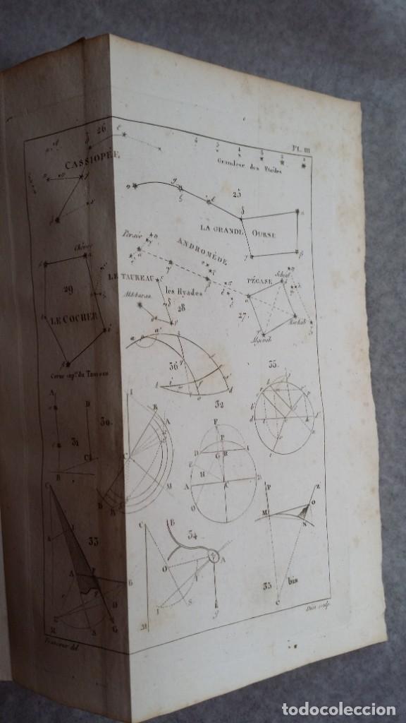 Libros antiguos: FRANCOEUR Tratado de Astronomía-Uranografía, 1821 - Foto 10 - 254774175