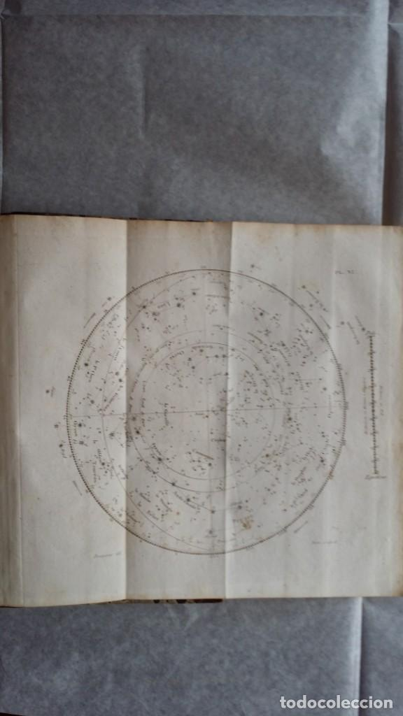 Libros antiguos: FRANCOEUR Tratado de Astronomía-Uranografía, 1821 - Foto 12 - 254774175