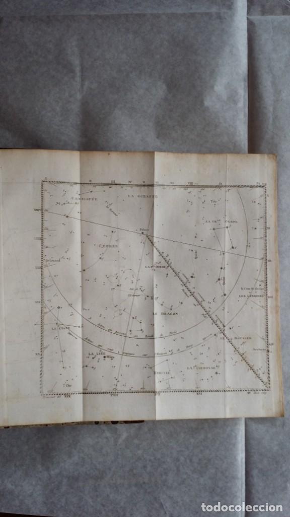 Libros antiguos: FRANCOEUR Tratado de Astronomía-Uranografía, 1821 - Foto 13 - 254774175