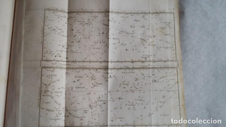Libros antiguos: FRANCOEUR Tratado de Astronomía-Uranografía, 1821 - Foto 14 - 254774175