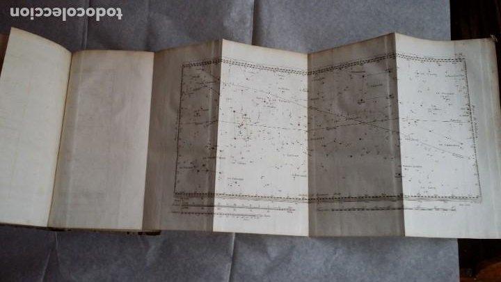 Libros antiguos: FRANCOEUR Tratado de Astronomía-Uranografía, 1821 - Foto 7 - 254774175