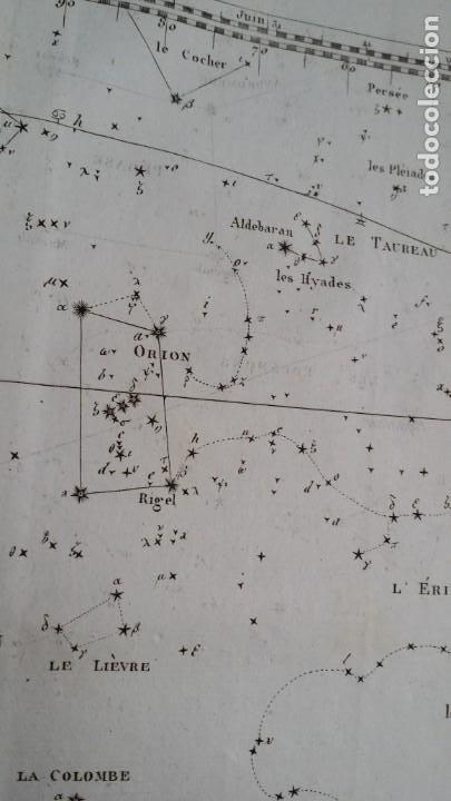 Libros antiguos: FRANCOEUR Tratado de Astronomía-Uranografía, 1821 - Foto 15 - 254774175