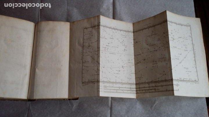 Libros antiguos: FRANCOEUR Tratado de Astronomía-Uranografía, 1821 - Foto 16 - 254774175