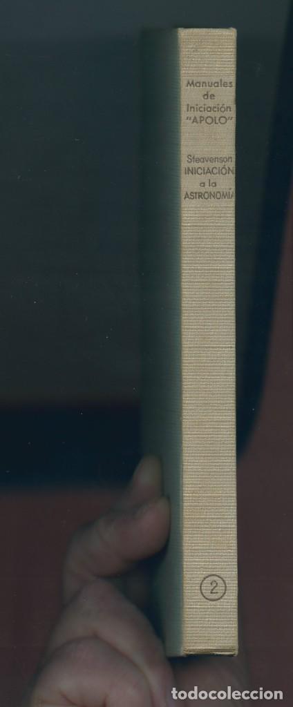 Libros antiguos: Iniciación a la Astronomía (W H Steavenson, 1934) Ed. Apolo - Foto 6 - 255936745