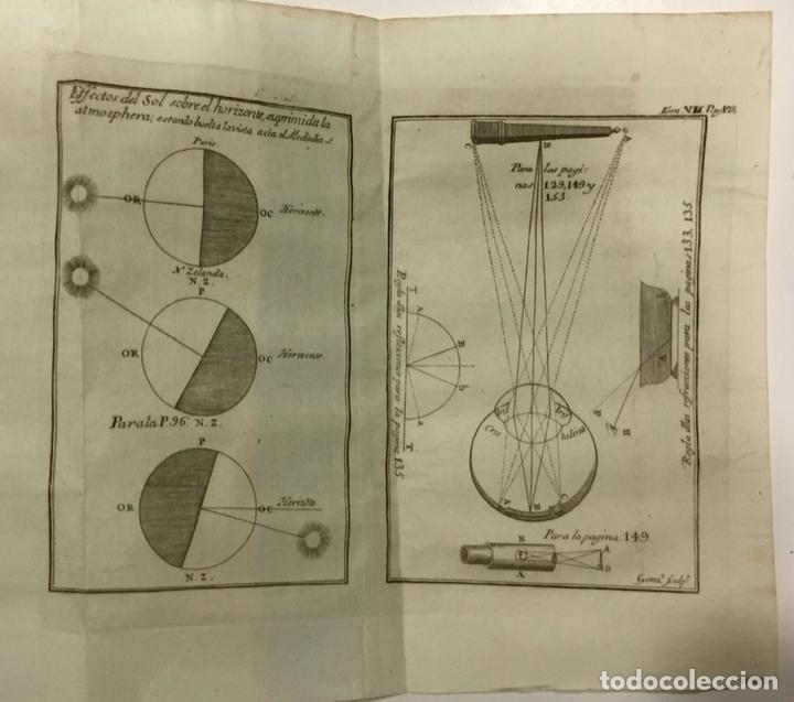 Libros antiguos: ESPECTACULO DE LA NATURALEZA TOMO VII. PARTE QUARTA 1754. astronomia - Foto 3 - 261234240