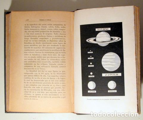 Libros antiguos: ELLEN ROGERS, J. - TIERRA Y CIELO - Barcelona c. 1910 - Ilustrado - Foto 3 - 261563650