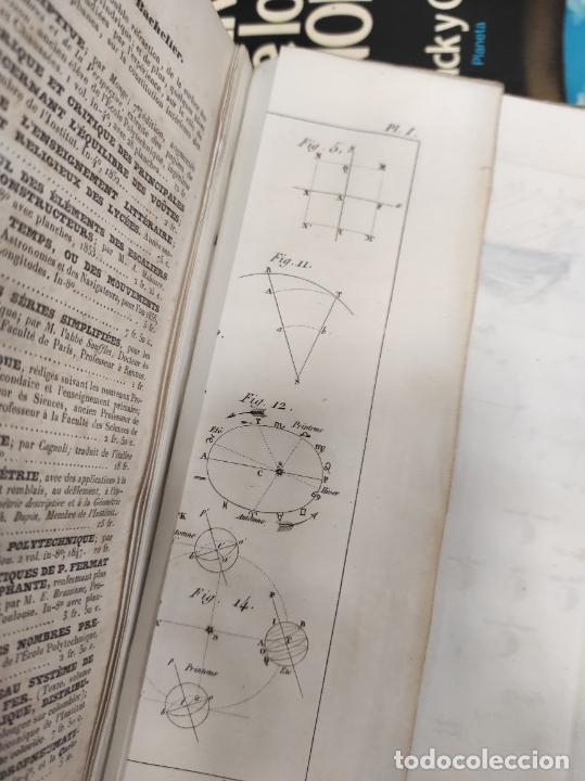 Libros antiguos: URANOGRAPHIE OU TRAITE ELEMENTAIRE DASTRONOMIE FRANCOEUR LOUIS BENJAMIN 1853 - Foto 5 - 261594570