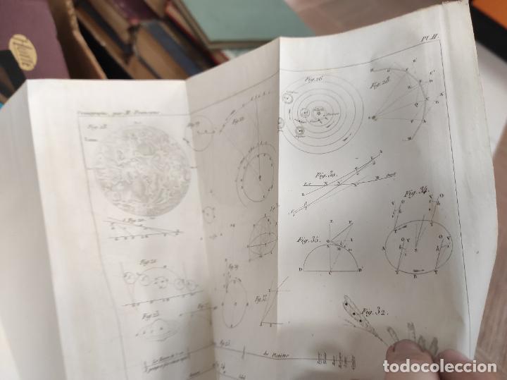Libros antiguos: URANOGRAPHIE OU TRAITE ELEMENTAIRE DASTRONOMIE FRANCOEUR LOUIS BENJAMIN 1853 - Foto 6 - 261594570