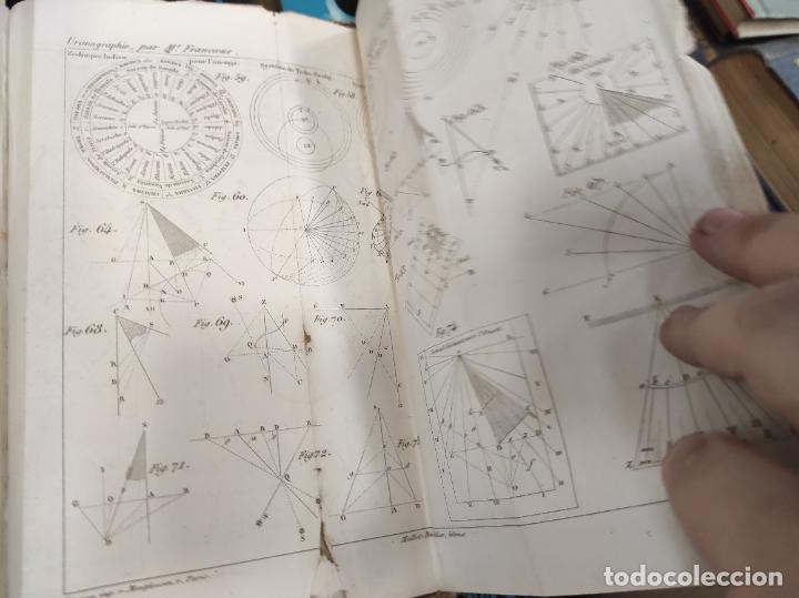 Libros antiguos: URANOGRAPHIE OU TRAITE ELEMENTAIRE DASTRONOMIE FRANCOEUR LOUIS BENJAMIN 1853 - Foto 7 - 261594570