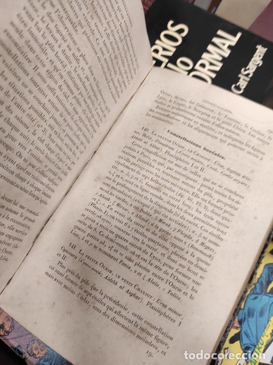 Libros antiguos: URANOGRAPHIE OU TRAITE ELEMENTAIRE DASTRONOMIE FRANCOEUR LOUIS BENJAMIN 1853 - Foto 8 - 261594570
