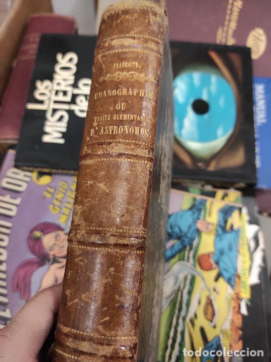 URANOGRAPHIE OU TRAITE ELEMENTAIRE D'ASTRONOMIE FRANCOEUR LOUIS BENJAMIN 1853 (Libros Antiguos, Raros y Curiosos - Ciencias, Manuales y Oficios - Astronomía)