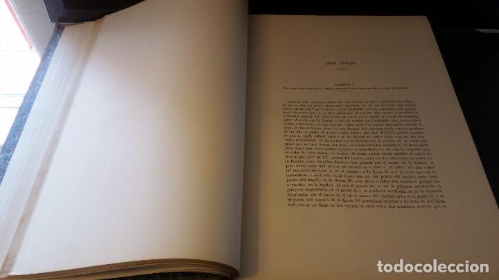 Libros antiguos: 1864 - Libros del saber de Astronomia del rey Alfonso X - Tomo III: Lámina Universal, Azafeha... - Foto 3 - 264815894