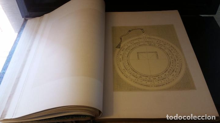 Libros antiguos: 1864 - Libros del saber de Astronomia del rey Alfonso X - Tomo III: Lámina Universal, Azafeha... - Foto 4 - 264815894