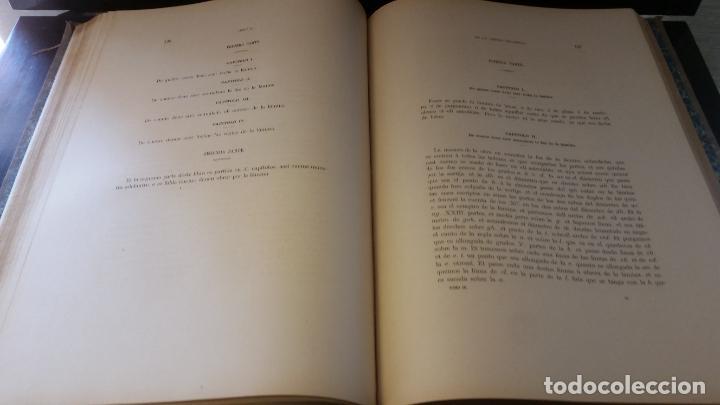 Libros antiguos: 1864 - Libros del saber de Astronomia del rey Alfonso X - Tomo III: Lámina Universal, Azafeha... - Foto 7 - 264815894