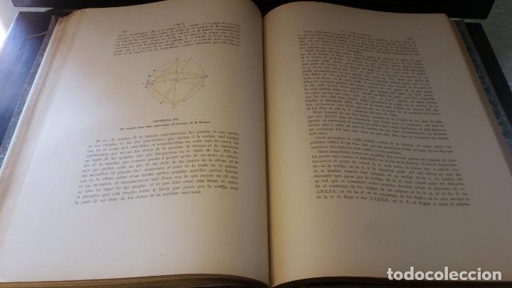 Libros antiguos: 1864 - Libros del saber de Astronomia del rey Alfonso X - Tomo III: Lámina Universal, Azafeha... - Foto 8 - 264815894