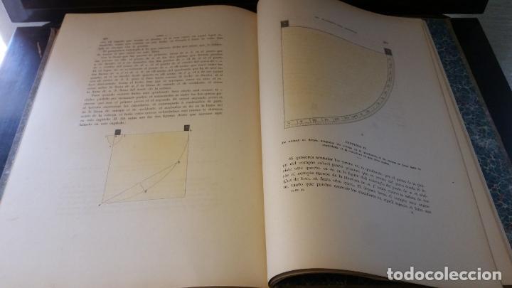 Libros antiguos: 1864 - Libros del saber de Astronomia del rey Alfonso X - Tomo III: Lámina Universal, Azafeha... - Foto 12 - 264815894