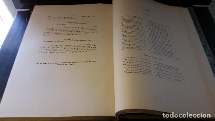 Libros antiguos: 1864 - Libros del saber de Astronomia del rey Alfonso X - Tomo III: Lámina Universal, Azafeha... - Foto 13 - 264815894