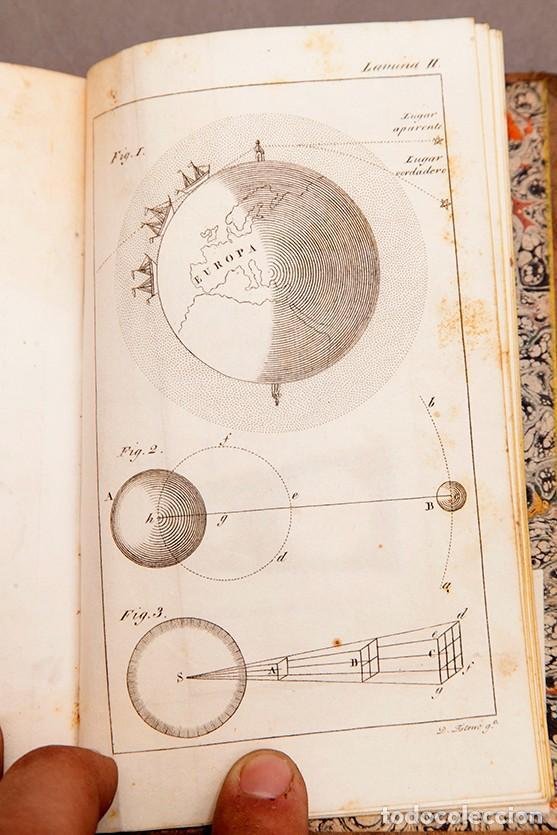 ASTRONOMÍA PARA TODOS - OLIVA GERONA - 1829 - JOSÉ CIGANAL Y ANGULO (Libros Antiguos, Raros y Curiosos - Ciencias, Manuales y Oficios - Astronomía)
